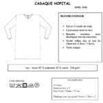 CASAQUE HOPITAL